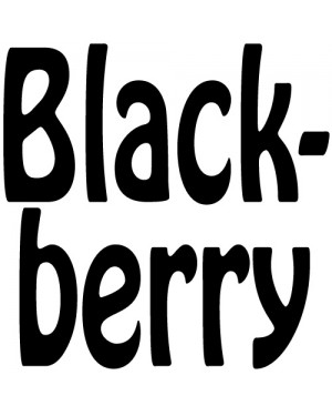 Blackberry (FRUIT ELIQUID)