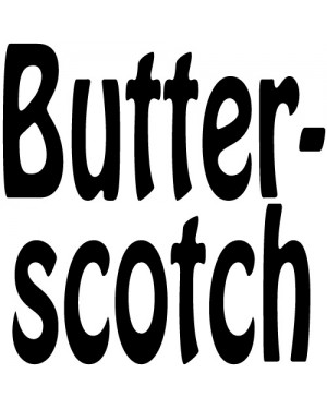 Butterscotch (DESSERT ELIQUID)