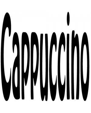 Cappuccino (DRINKS ELIQUID)