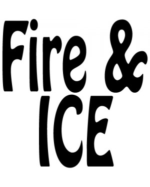 Fire and Ice (TANK CRACKERS)