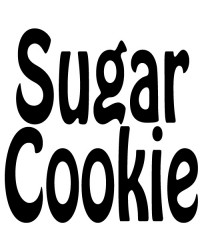 Suagr Cookie